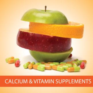 Calcium and Vitamin supplement